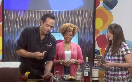 Bourbon Boule 2019 - New Orleans Drink Lab, interactive cocktail experience