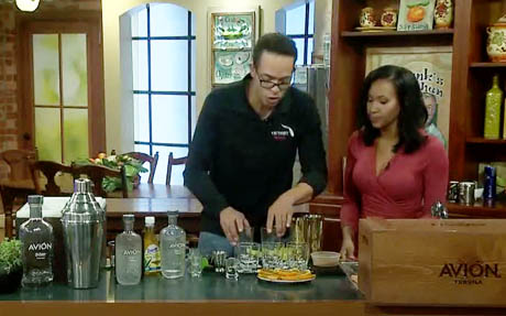 Celebrating Cinco De Mayo with a Margarita - New Orleans Drink Lab, interactive cocktail experience