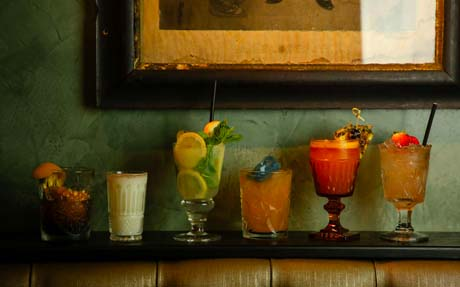 The Best Cocktail Bars in New Orleans